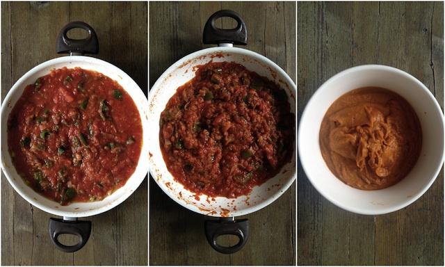 Trofie con salsa de verduras Loleta 5