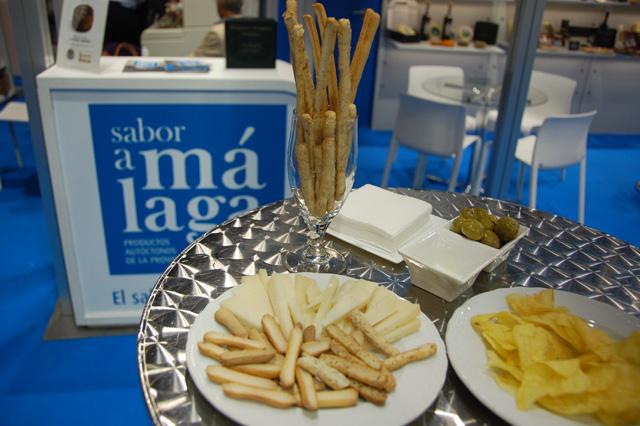 Sabor a  Málaga Alimentaria 2014 Loleta 9