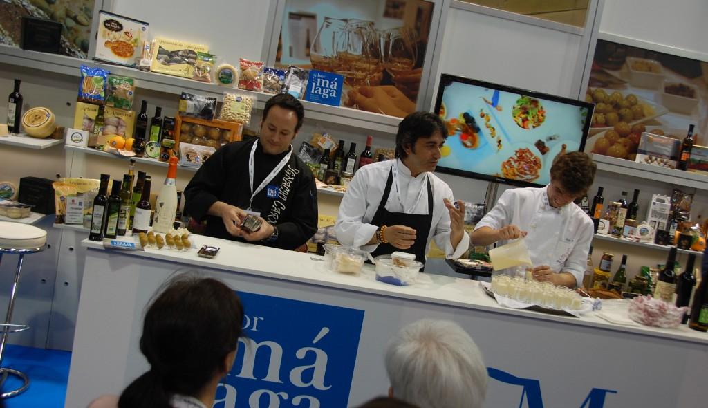 Sabor a  Málaga Alimentaria 2014 Loleta 13