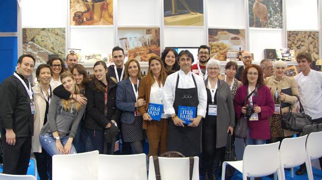 Sabor a  Málaga Alimentaria 2014 Loleta 14