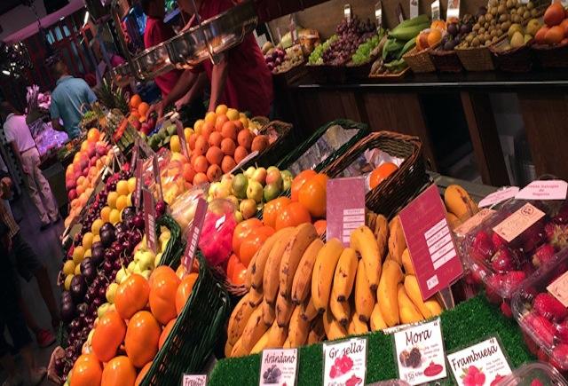 El Mercado de la Paz, Madrid