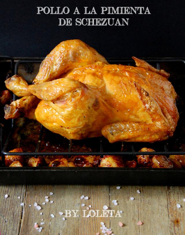 Pollo asado con patatas picantes Loleta 0 copia