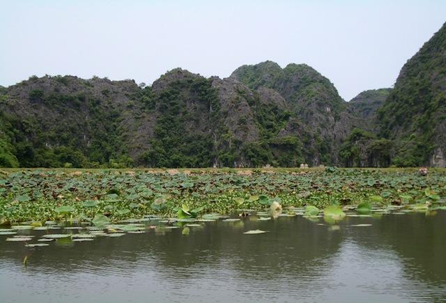 Las Cuevas de Tam-Coc, Vietnam