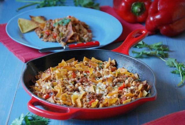 Enchilada de chorizo Loleta 2