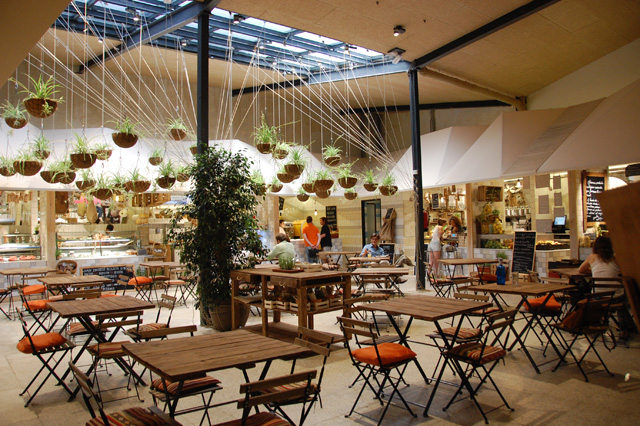 Mercados ecológicos y orgánicos en Madrid