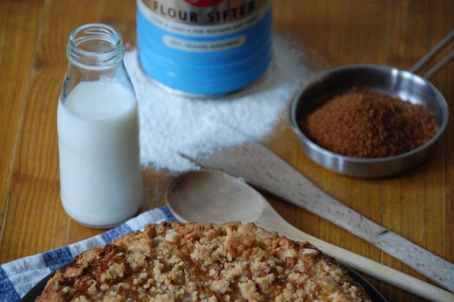 Cake-of-Ruibarbos-crumble 5