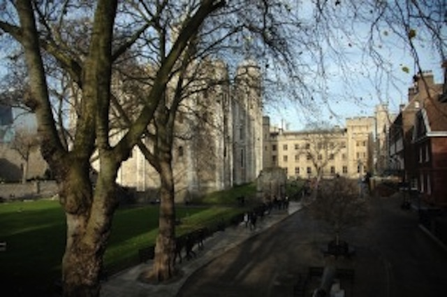 La Torre de Londres. El castillo de la corona