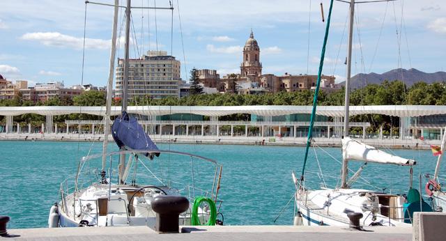 Muelle Uno, el nuevo puerto de Málaga