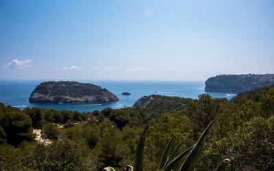 La bahía de Jávea. Un tesoro en Alicante