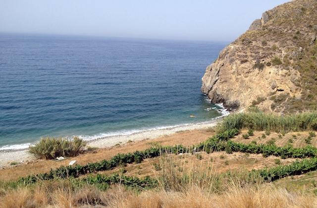 Las playas de Maro