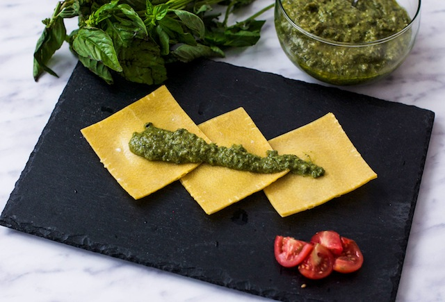 Pesto genovés. La salsa que hace magia en tu mesa