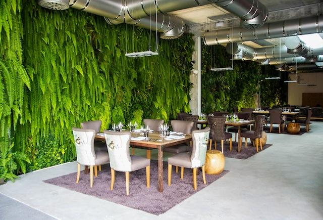 Jose Carlos García Restaurante. Un oasis en el paraiso