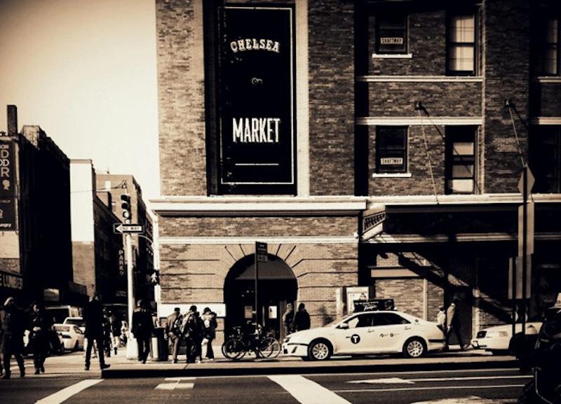 Chelsea Market, un paraíso gourmet en Nueva York