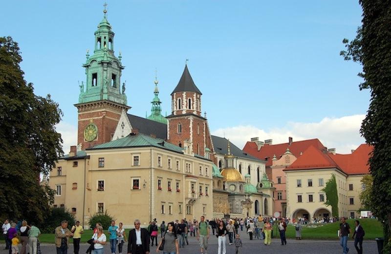 Tres ciudades para San Valentín. Cracovia, Brujas y París.