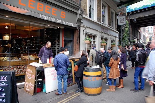 Borough Market London Loleta 10