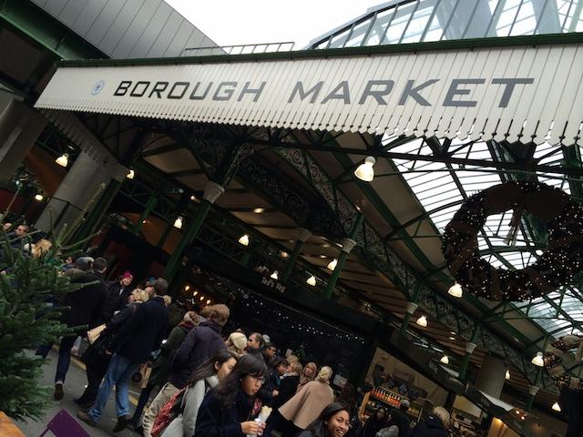 Borough Market London Loleta 4