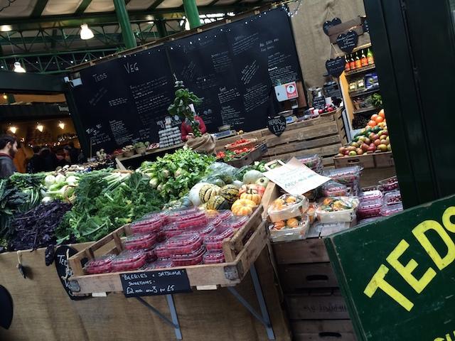 Borough Market London Loleta 6