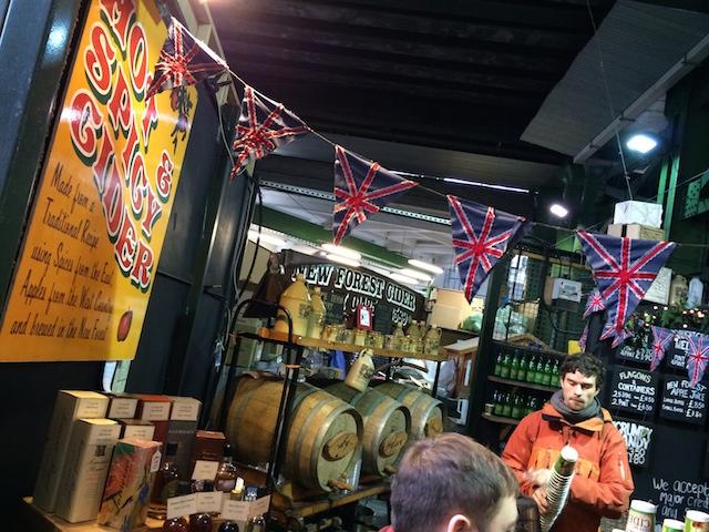 Borough Market London Loleta 8