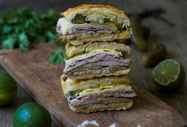 El bocadillo cubano de la peli Chef. El sandwich de El Jefe