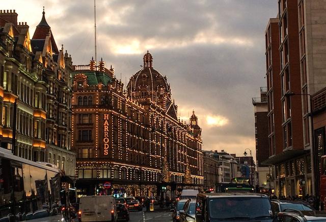 Navidad en Londres: cinco cosas para no perderse