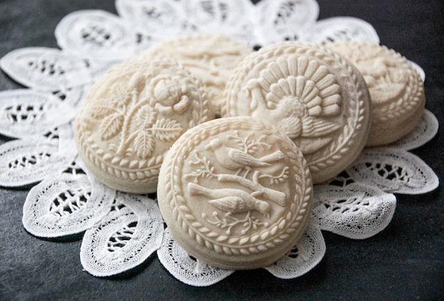 Springerle. Las galletas más bonitas del mundo