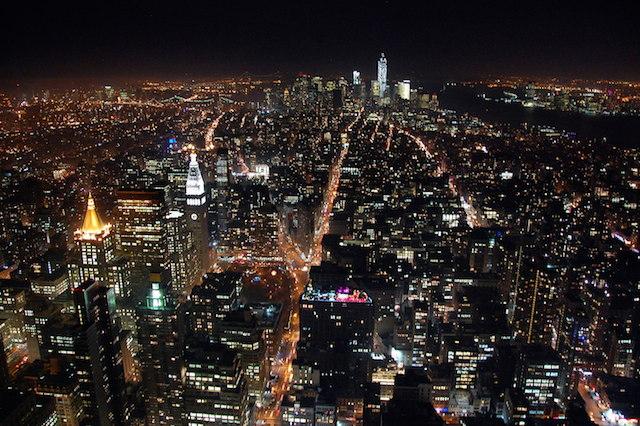 La Quinta Avenida de Nueva York. The 5th Avenue