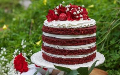 The Red Velvet Cake by Loleta