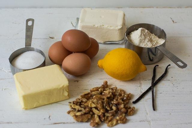 C196 loleta Gofres de tarta de queso con salsa de caramelo 1 (1 de 1)