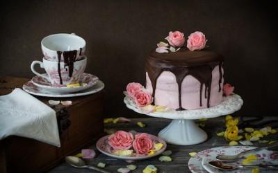 Tarta de chocolate | Tomboy de fresas