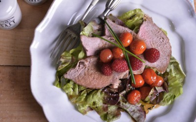 Iberian salad