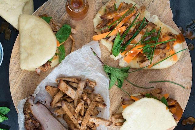 Bao buns con cerdo criollo y salsa barbacoa 11 (1 de 1)