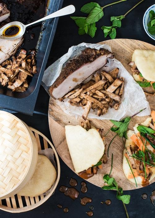 Bao buns con cerdo criollo y salsa barbacoa 9 (1 de 1)