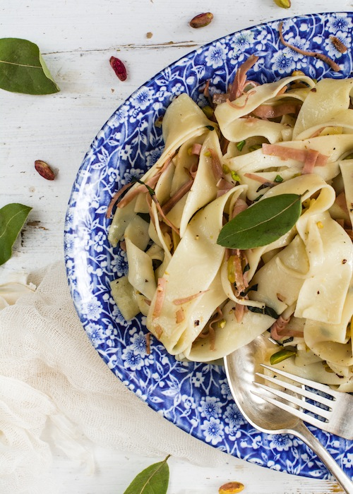 Pasta with 11 mortadella (1 of 1)