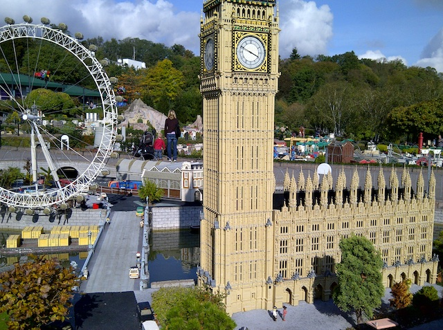 Legoland Windsor. Una visita inolvidable