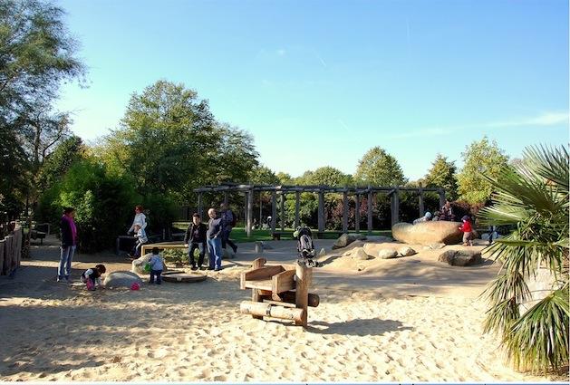 Hyde Park y el Diana, Princess of Wales Memorial Playground