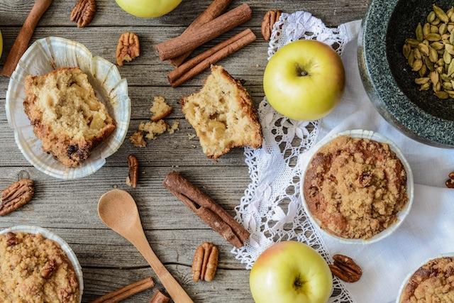 Muffins de manzana 3 (1 de 1)