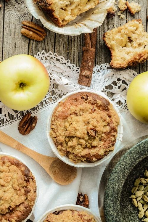 Muffins de manzana 4 (1 de 1)