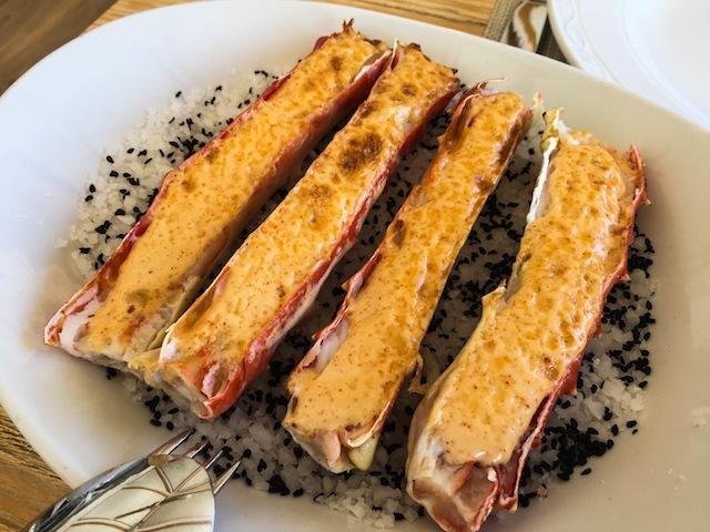 LOLETA bridge Roman food 2 (1 of 1)
