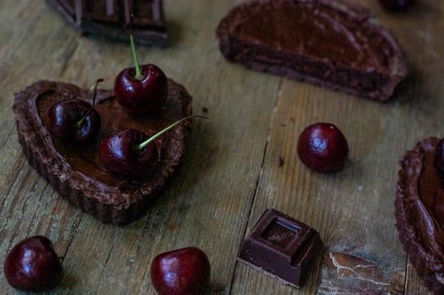 LOLETA to 10 chocolate tartlets (1 of 1)