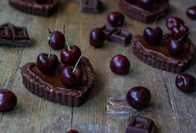 LOLETA tartaletas de chocolate A 7 (IMAGEN P