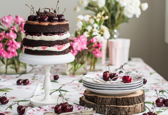 Cake chocolate jungle black 11 (1 of 1)