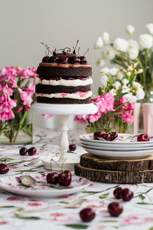 Cake chocolate jungle black 13 (1 of 1)