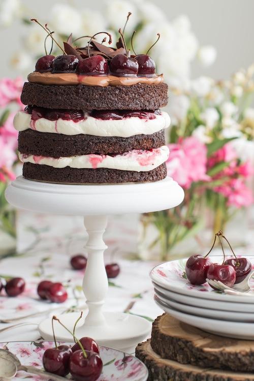 Cake chocolate jungle black 16 (1 of 1)