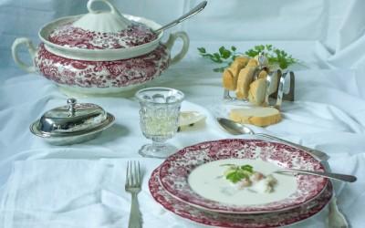 Gazpachuelo. La mejor sopa malagueña