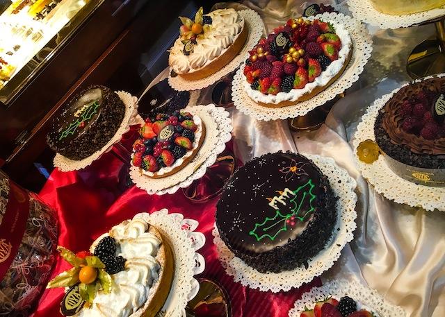 Cinco pistas para comerse Milan Magdalenas de chocolate y cafe 2