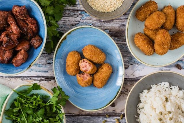 Croquetas de pollo Tandoori 2 (1 de 1)