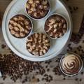 Magdalenas de chocolate con cafe imagen pr