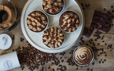 Cinco pistas para comerse Milán. Magdalenas de chocolate y café