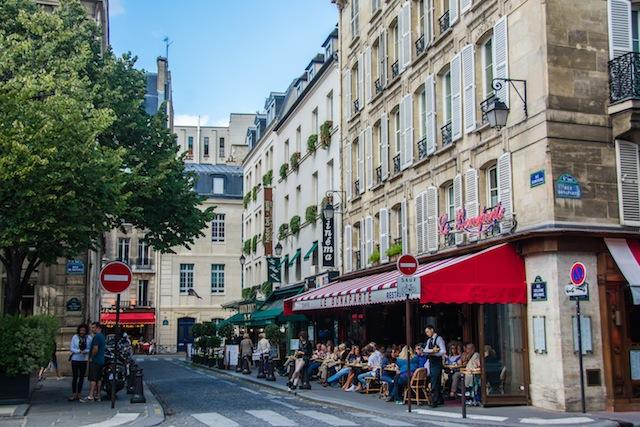 Diez recomendaciones para viajar a Paris. Pastel de chocolate y remolacha sin gluten 4 (1 de 1)