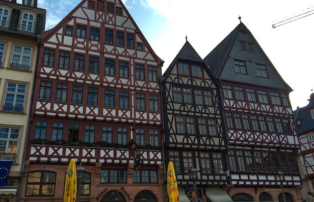 Römerberg, the surprise of Frankfurt. Jam of pumpkin with vanilla 10 (1 of 1)